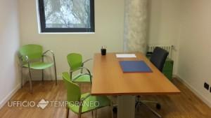 Condividere uno spazio lavoro, lo studio professionale.