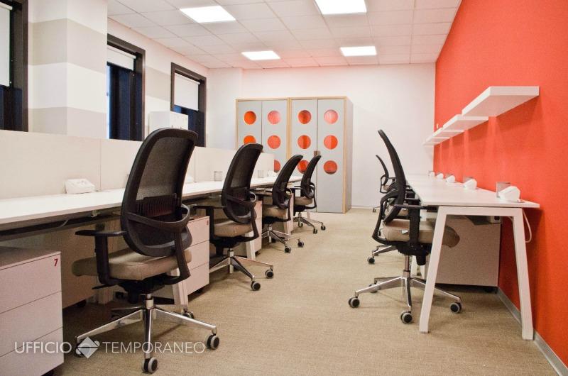 Open Space Ufficio Milano : Milano uffici temporanei zona certosa u ufficio temporaneo