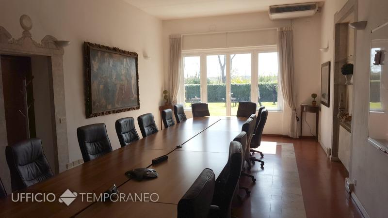 Roma eur trade center ufficio temporaneo for Roma business center