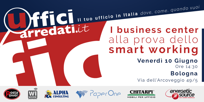 I Business Center prova Smart Working
