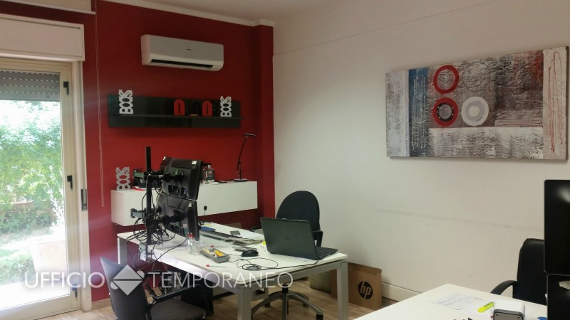 Palermo uffici temporanei arredati ufficio temporaneo for Uffici temporanei
