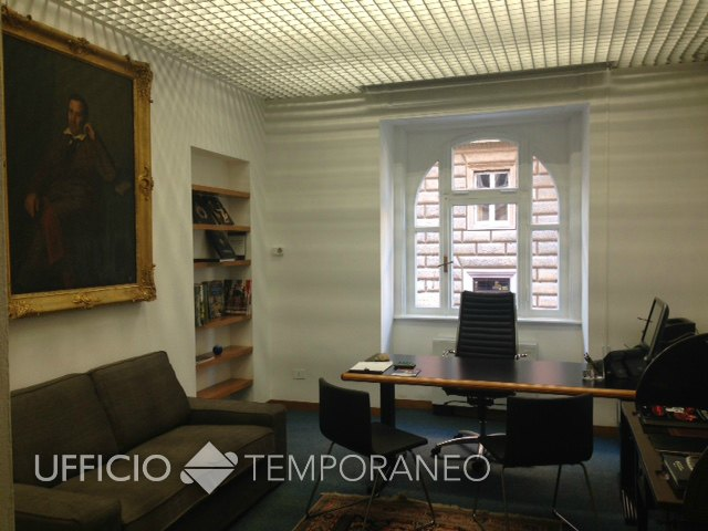 Uffici temporanei roma centro storico uffici a tempo for Ufficio arredato roma