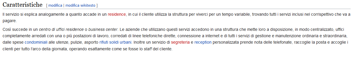 business center ufficio virtuale